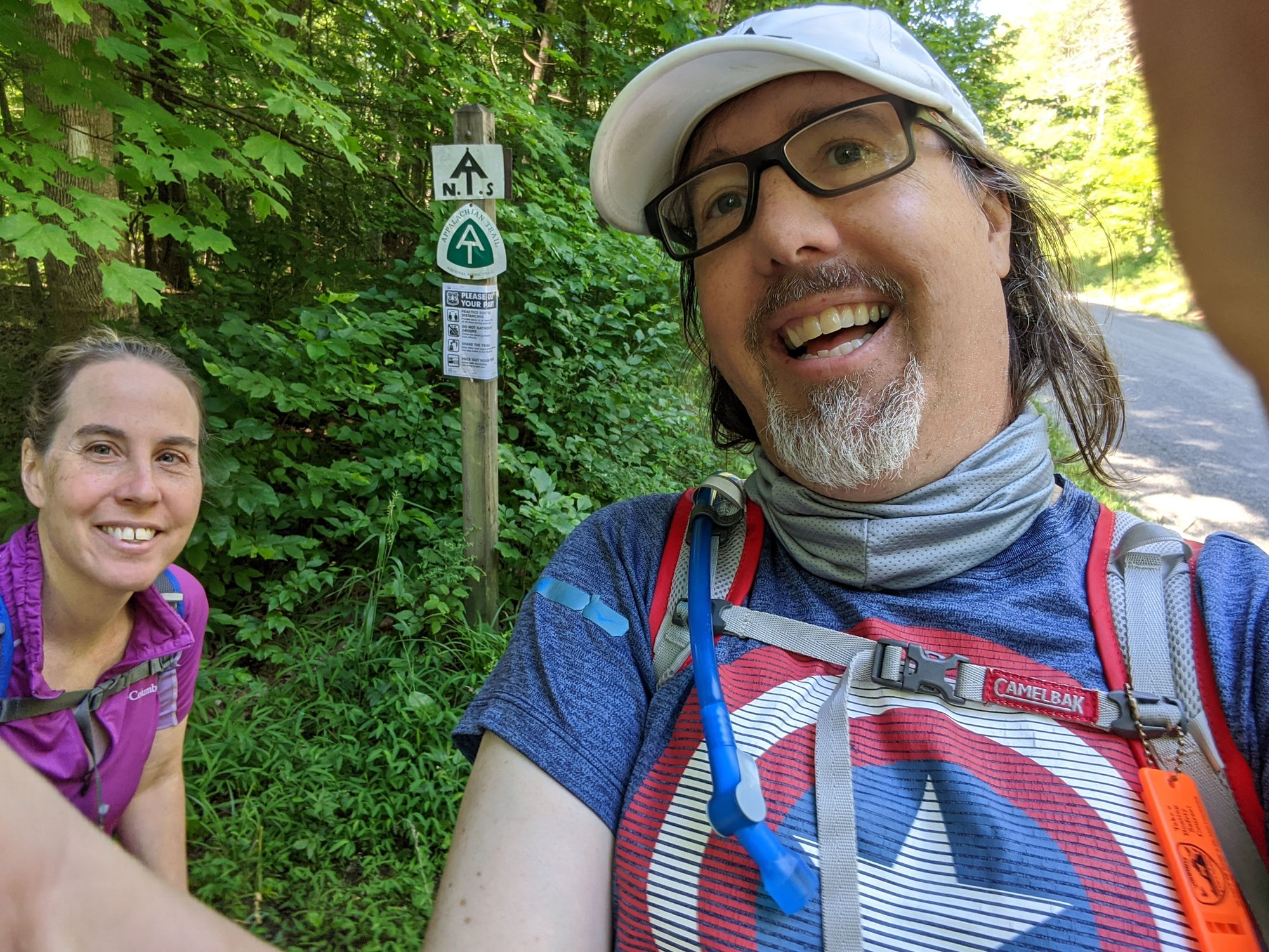 Hiking the Roanoke Valley AT in 14 Parts: Part 2