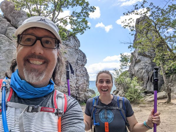 Hiking the Roanoke Valley AT in 14 Parts: Part 3